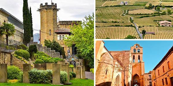 Laguardia y La Rioja Alavesa ruta por pueblos bonitos con alojamientos baratos