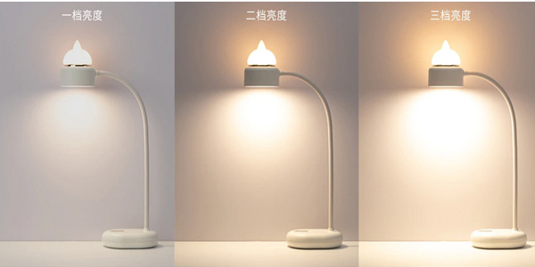Lámpara LED Xiaomi Mijia 3Life + Luz nocturna de gato chollazo en AliExpress