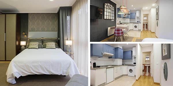 Loft Rosal relación calidad-precio alta alojamiento en Oviedo