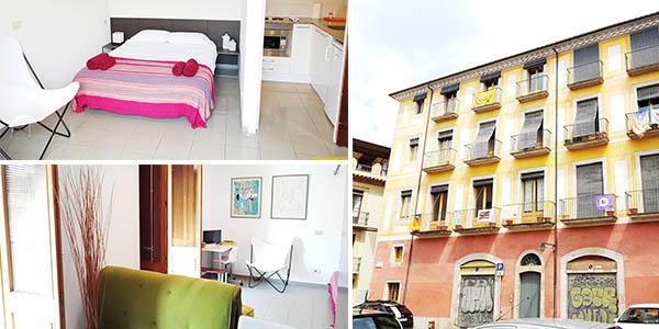 Loft Sant Josep alojamiento barato céntrico en Gerona
