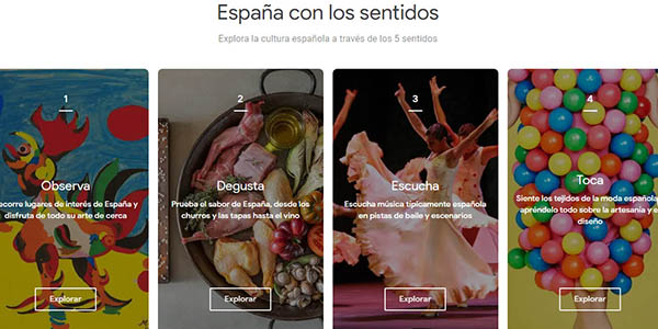 Maravillas de España visitar patrimonio cultural online a través de Google Arts & Cuture