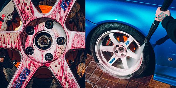 Limpiallantas Meguiar's Ultimate All Wheel Cleaner de 710 ml barato