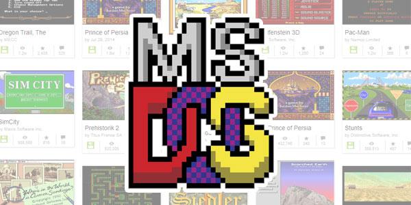 Los mejores juegos MSDOS para jugar online en tu navegador