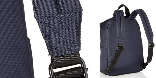 Mochila Calvin Klein Layered Round Backpack para hombre chollo en Amazon