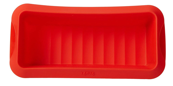 Molde de silicona rectangular Lékué de 24 cm chollo en Amazon