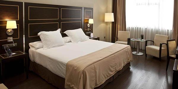 NH Gran Hotel Casino Extremadura relación calidad-precio estupenda