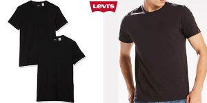 Pack x2 camisetas básicas Levi's Slim Crew Tee