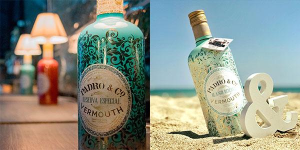 Pack x3 Vermouth Padró & Co Blanco Reserva barato