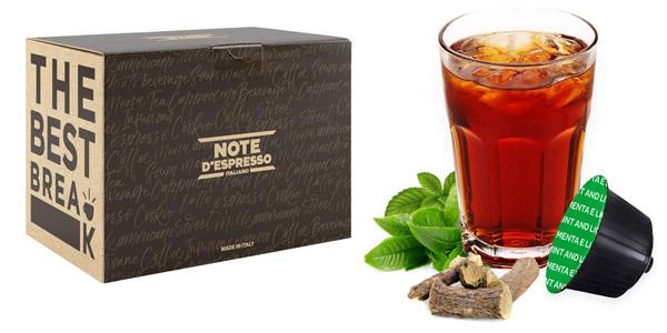Pack x48 Cápsulas Dolce Gusto Té Verde Matcha Note D'Espresso chollo en Amazon
