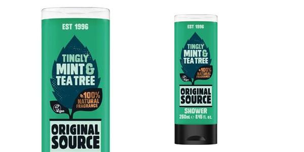 Pack x6 Gel de ducha Original Source, de menta y árbol del té de 250 ml/ud chollo en Amazon