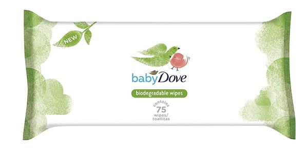 Pack x900 Toallitas húmedas para bebé Baby Dove biodegradables chollo en Amazon