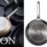 Set x2 Sartenes Bergner Neon Silver y Black barato en Amazon