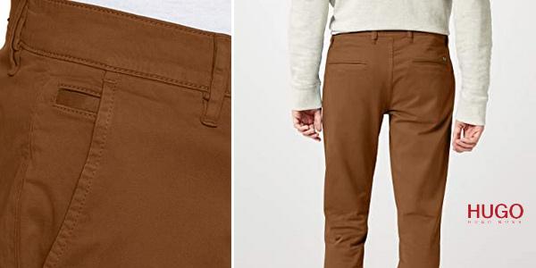 Pantalones Boss Schino-Slim para hombre chollo en Amazon