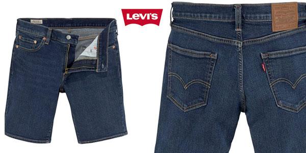 Chollazo Pantalones Cortos Levi S 511 Slim Shorts Para Hombre Por Solo 29 50 Con Envio Gratis 51 De Descuento