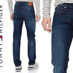 Pantalones vaqueros Tommy Hilfiger Original Ryan para hombre baratos en Amazon