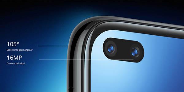 Smartphone Realme 6 PRO con cuádruple cámara