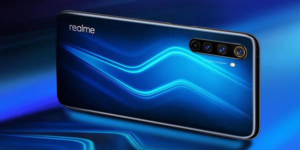 Smartphone Realme 6 PRO en Amazon