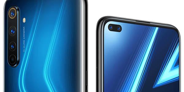 Smartphone Realme 6 PRO en azul o rojo