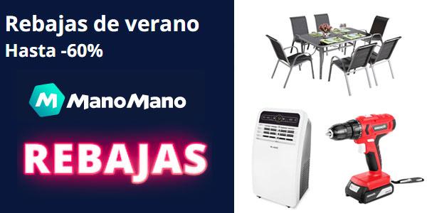 Rebajas de Verano en ManoMano