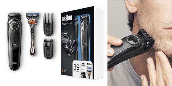 Recortadora Braun BT5042 + maquinilla Gillette Fusion5 Proglide barata en Amazon