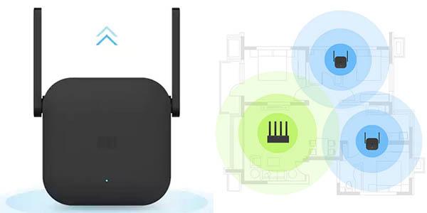 Repetidor WiFi compatible
