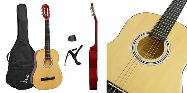 Rocket XF201cm XF Serie guitarra clásica de iniciación oferta