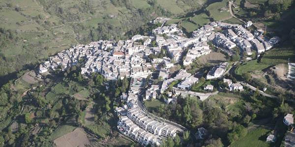 Ruta por los pueblos de la Alpujarra estancia en Capileira