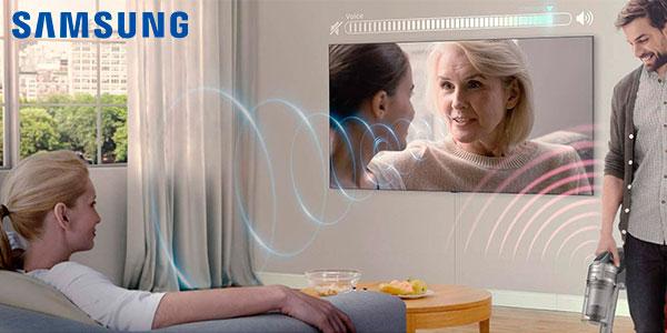Smart TV Samsung QLED 4K 65Q70T 2020 UHD 4K con IA barata