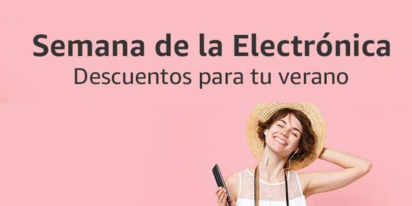 Semana de la electrónica en Amazon España