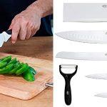 Set de 5 Cuchillos Profesionales Cecotec Swiss Chef barato en Amazon
