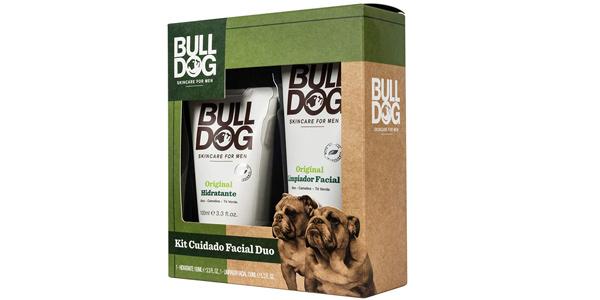 Set duplo Cuidado Facial Bulldog para hombres barato en Amazon
