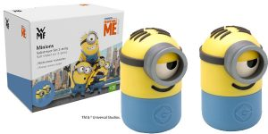 Set Salero y Pimentero Minions WMF barato en Amazon