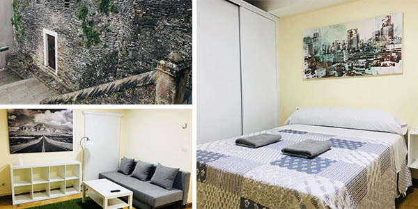 Sleeping Lugo apartamento barato