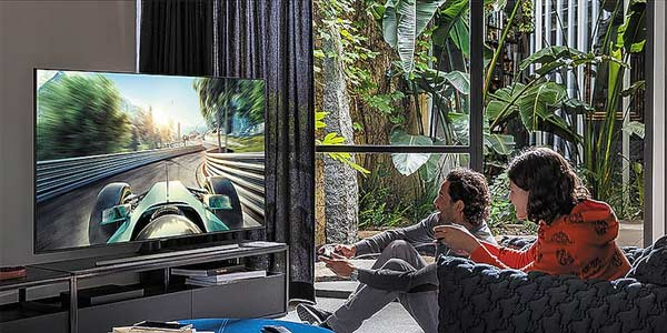 Smart TV Q75T QLED Samsung UHD 4K IA chollo en El Corte Inglés