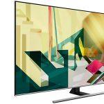 Smart TV Q75T QLED Samsung UHD 4K IA barato en El Corte Inglés