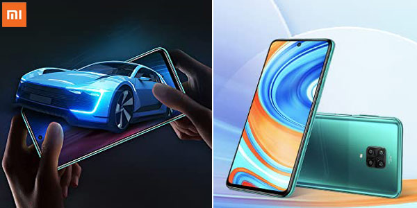 Xiaomi Redmi Note 9 Pro chollo en Amazon
