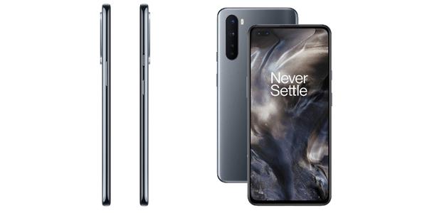 Smartphone OnePlus NORD 5G de 8GB RAM y 128GB barato en Amazon