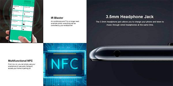 "Xiaomi Mi 10 Lite 5G Full HD+ de 6,57"" 6 GB RAM + 64 GB ROM barato"