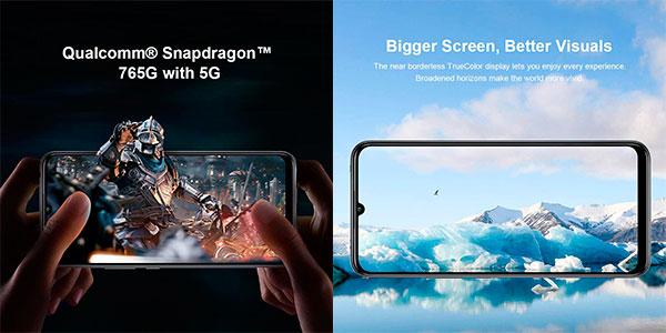 """Xiaomi Mi 10 Lite 5G Full HD+ de 6,57"""" 6 GB RAM + 64 GB ROM en oferta"""