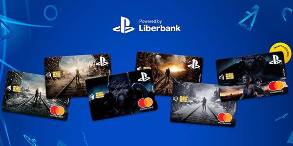 Diseños tarjeta PlayStation Metro Exodus y Resident Evil 3