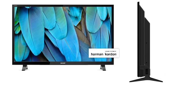 """Televisor Sharp 40CF3E 2020 de 40"""" LED Full HD chollo en Amazon"""