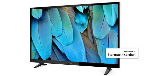 "Televisor Sharp 40CF3E 2020 de 40"" LED Full HD oferta en Amazon"