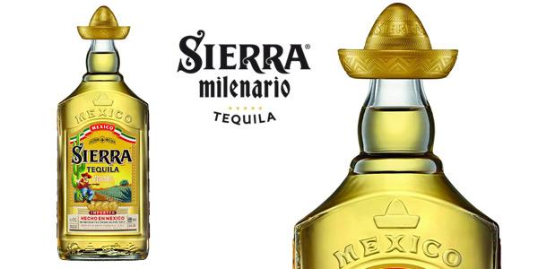 Tequila Sierra de Oro Reposado de 700 ml barato en Amazon