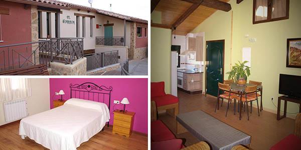 El Torreón apartamento económico en la Ciudad Encantada de Cuenca