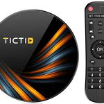 Smart TV Box 8K TICTID con Android 9.0