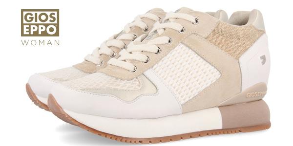 Zapatillas deportivas Gioseppo Bastogne para mujer baratas en Amazon