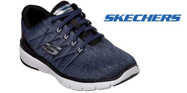 Zapatillas Skechers Flex Advantage 3.0 Stally para hombre baratas en Amazon