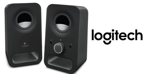 Altavoces Logitech Z150 baratos en Amazon