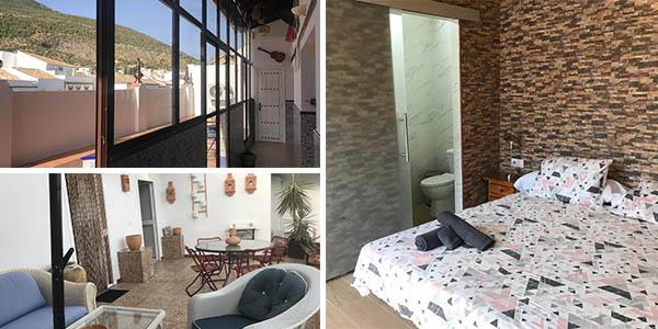 Apartamento Algodonales para hacer una escapada barata al Embalse Zahara-El Gastor