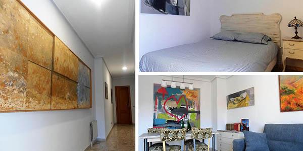 Apartamento La Galería chollo alojamiento en Ávila